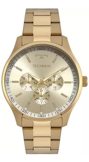 Relógio Technos Masculino Classic 6p29ajn/4x Original Barato