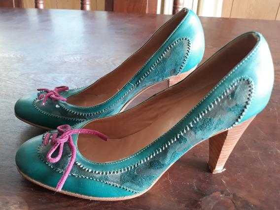 Zapatos Alfonsina Fal