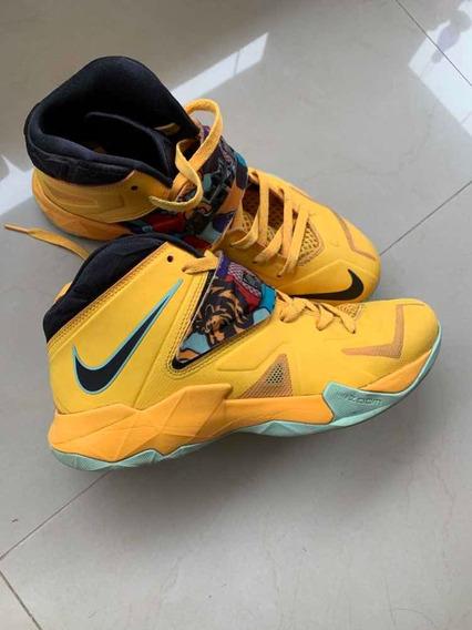 Tênis Nike Lebron Zoom Soldier 7 Us8,5