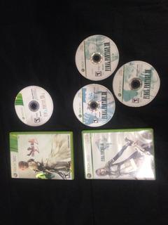 Juego Xbox 360 Final Fantasy Xiii Y Xiii-2