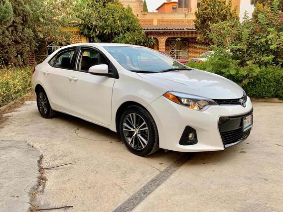 Toyota Corolla 1.8 Le Aut 2015 Pantalla Bt Rin Aluminio
