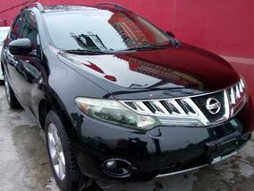 Nissan Murano Sl At Ee Aa Piel Qc 2wd Cvt