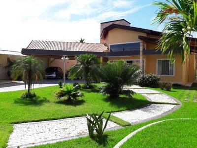 Casa Alto Padrão À Venda, Jesus De Nazaré, Macapá. - Ca0380