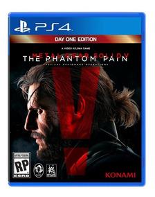 Metal Gear Solid V: The Phantom Pain Psn | Ps4 1 | Promoção
