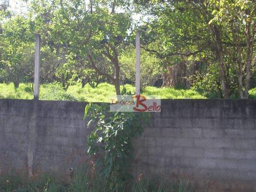 Imagem 1 de 4 de Terreno Residencial À Venda, Sítio Da Moenda, Itatiba. - Te0575