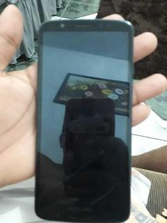 Celular Moto G6 Plus 64 Gb De Memória E 4 Gb De Memória
