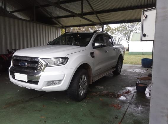 Ford Ranger 3.2 4x4 Limited Diesel 2017 No Permuta