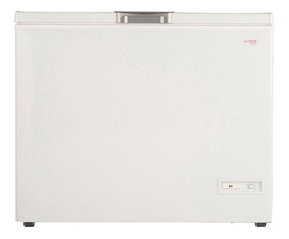 Freezer Horizontal 300 Lts Blanco Patrick Fhp300b