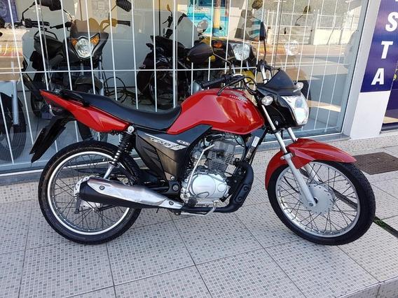 Honda Cg 125 Fan Ks 2014, Aceito Troca, Cartão E Financio