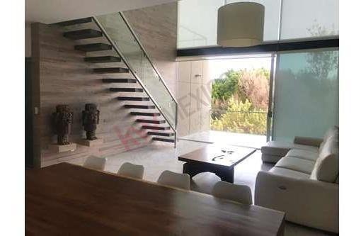 Venta De Departamento Penthouse En Cuernavaca, Morelos, Residencial Bellavista Zona Norte