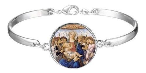 Bracelete Virgem Maria