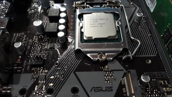 Core I5 8400 + Asus H310m + 8gb Ddr4