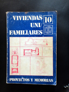 Viviendas Unifamiliares 10 - Proyectos Y Memorias