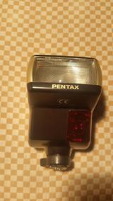Flash Pentax Af 330 Ftz Infra Vermelho