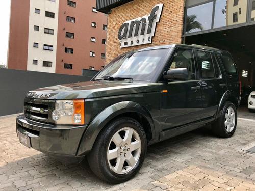 Imagem 1 de 12 de Land Rover Discovery 3 4.0 S 4x4 V6 24v Gasolina Blindado