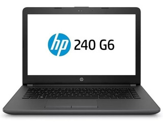 Notebook Hp 14 240 G6 I3-7020u 4gb 1t W10 Home Cba Capital