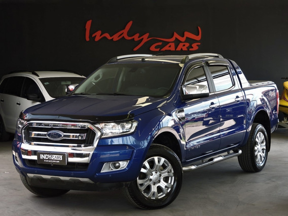 Ford Ranger2 Dc 4x4 Limited At 3.2l D 2018