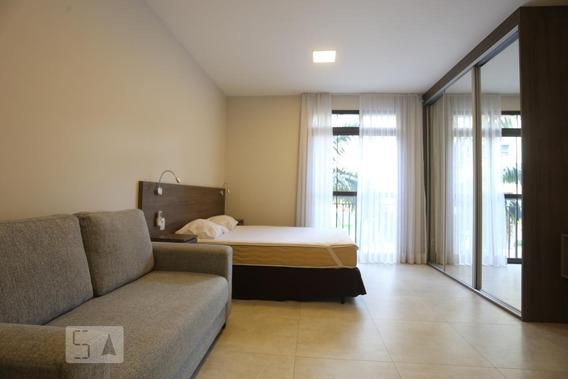 Apartamento Para Aluguel - Centro, 1 Quarto, 37 - 893067657