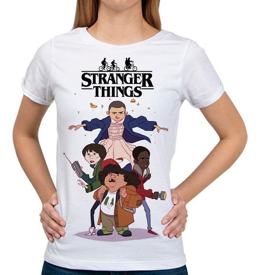 Blusa Playera Stranger Things Moda Estilo Cómic