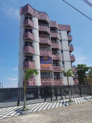 Sem Entrada! Apartamento 01 Dorm, Ag. De Campos - Mongagua