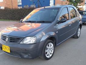 Renault Logan Familier 2010 A. Acondicionado