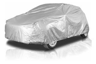 Capa Cobrir Carro Ford Fiesta Hatch Forrada Impermeavel