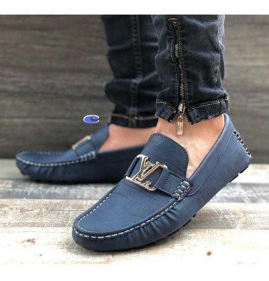 Zapatos Hombre, Mocasines Hombre, Casual, 100% Nacional.