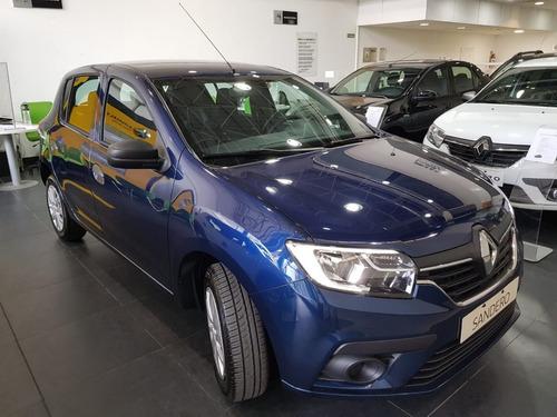 Renault Sandero 1.6 16v Life 0km 2021 E/inmediata  (jav)