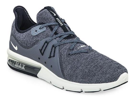 Zapatilla Nike Air Max Sequent 3 Gr Originales 6 Cuotas