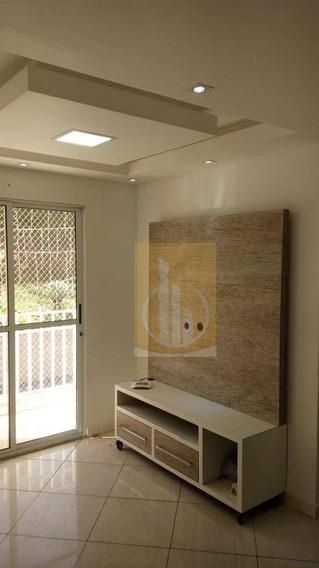 Apartamento Com 3 Dormitórios À Venda, 56 M² Por R$ 255.000,00 - Jardim São Miguel - Ferraz De Vasconcelos/sp - Ap0078