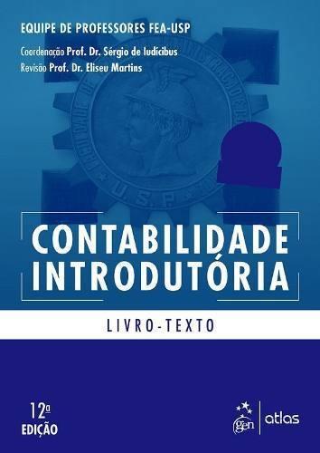 Livro - Contabilidade Introdutória, 12ª Edição - Equipe