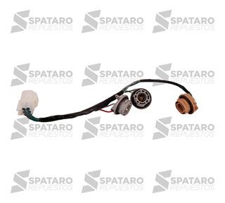 Cableado De Faro Trasero Toyota Hilux 2012-2015 Original