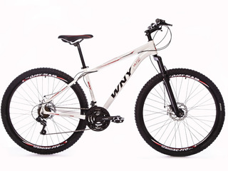 Mountain Bike Wny Aro 29, Freio A Disco, 21 Velocidades