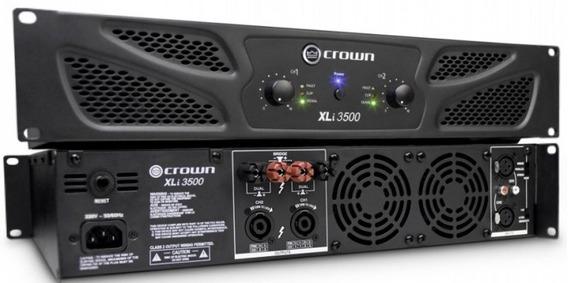 Amplificador De Potencia Xli3500 Crown. Nuevo De Paquete