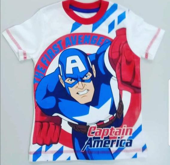 Franelas De Super Heroes, Avengers , Hulk, Lol