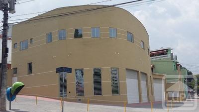 Salão Comercial - Parque Novo Mundo. - Ls12322