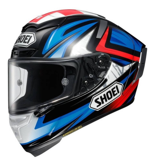 Capacete Shoei Spirit 3 Bradley Smith