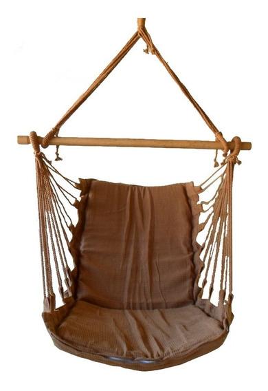 Kit 2 Rede Cadeira Balanco Descanso Teto Suspensa