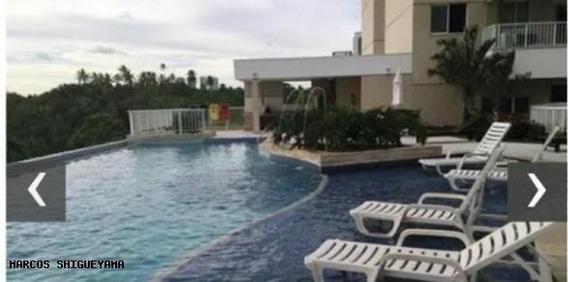 Apartamento Para Venda Em Salvador, Pituaçu, 2 Dormitórios, 2 Banheiros, 1 Vaga - Vg2131