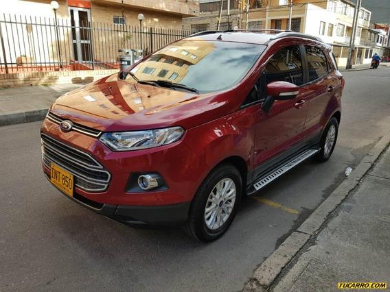 Ford Ecosport Titanium 2.0 A.t 4x2 Fe