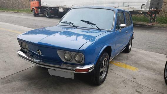 Vw Brasília Ano 1977