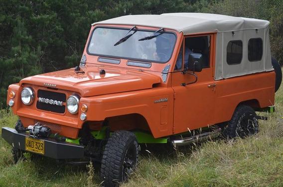 Nissan Patrol 73 Restaurado Al 100%