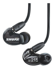 Fone Shure Se215 Original Pronta Entrega
