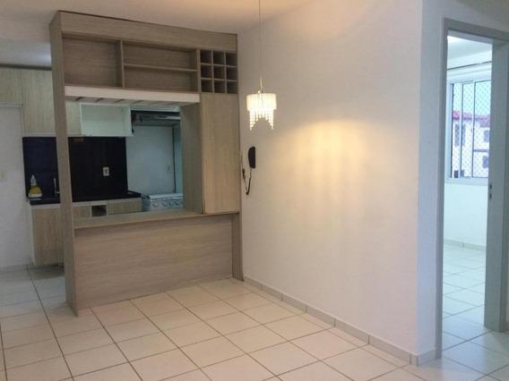 Apartamento Em Nova Parnamirim, Parnamirim/rn De 42m² 2 Quartos À Venda Por R$ 130.000,00 - Ap399304