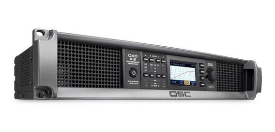 Qsc Cxd4.2 Amplificador 4 Canales A 400w