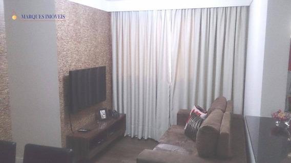 Apartamento Residencial À Venda, Jardim Márcia, Campinas - Ap3438. - Ap3438