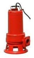 Bomba Trituradora Sumergible 1 Hp Para Aguas Negras