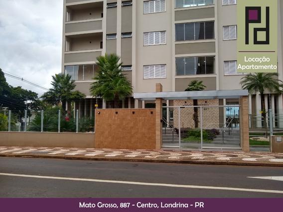 Apartamento 1002 Centro De Londrina 3 Quartos Sendo 1 Suíte