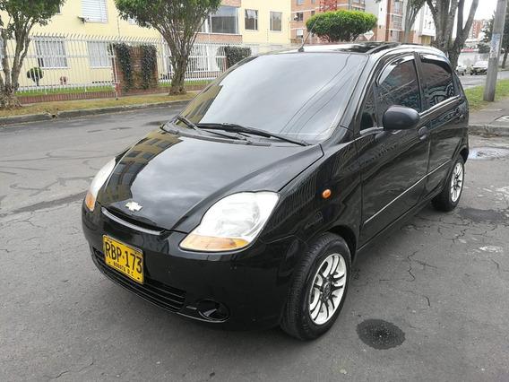 Chevrolet Spark Ls Mt1000cc Negro Titan Sa Rines
