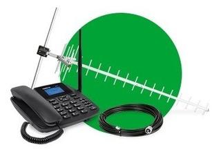 Telefone Celular Longo Alcance Kit Cfa 4211 Intelbras *12x*